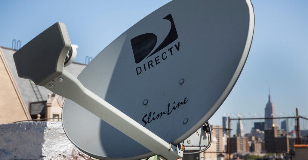 DirecTV blackout
