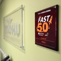 TBJ Fast 50 Awards - Mohu
