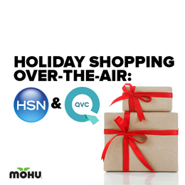 Holiday Shopping Over-the-Air with QVC and HSN