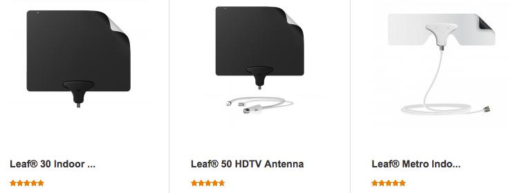 Shop Mohu Indoor & Outdoor HDTV Antennas