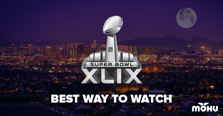Watch Super Bowl XLIX for free in HD with a Mohu antenna