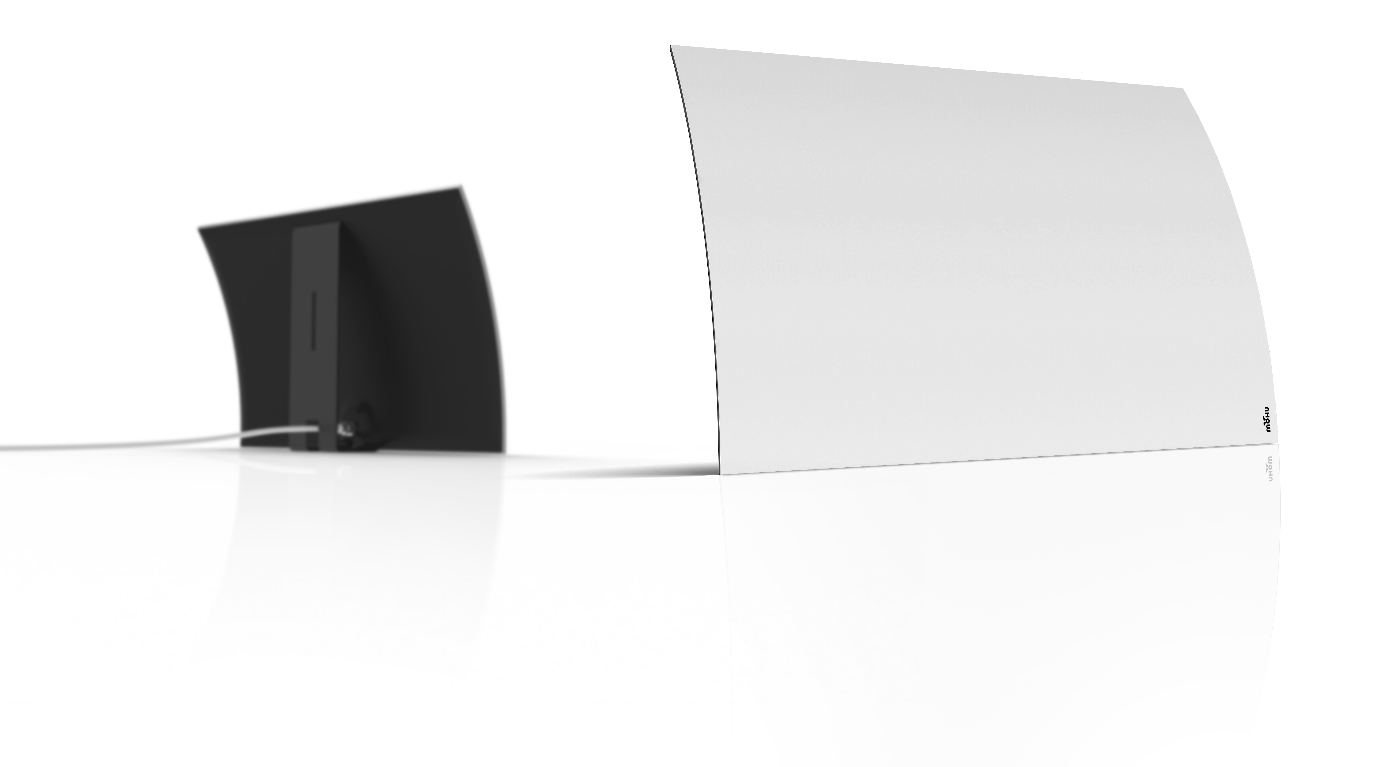 leaf antenna hookup We have an excellent assortment of indoor hdtv antennas that look great simple to install watch tv for free with an indoor antenna.