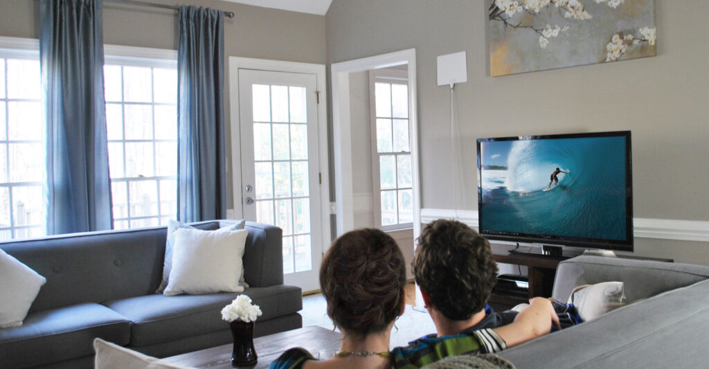 get the best tv reception with your antenna