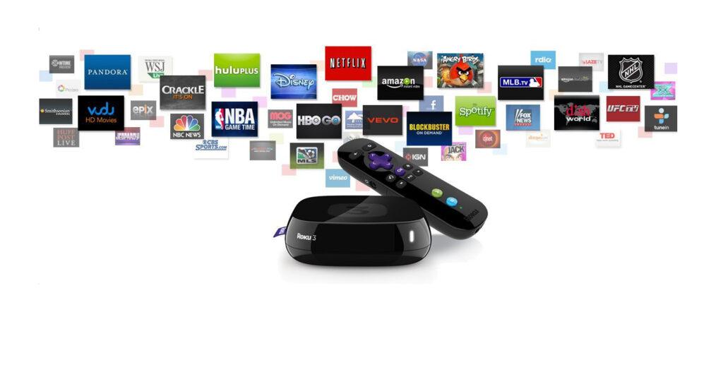 Roku channels to stream