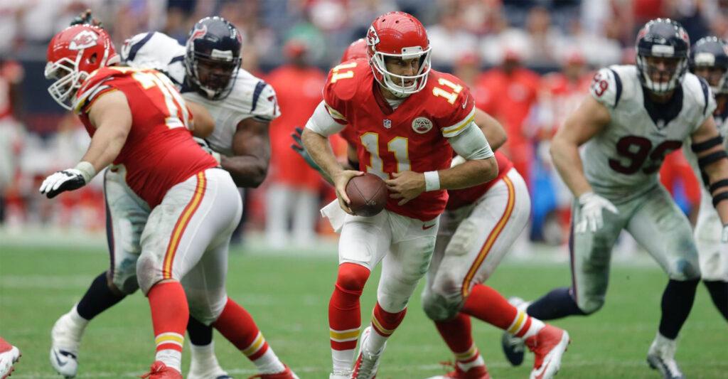 Chiefs vs Texans NFL Wild Card
