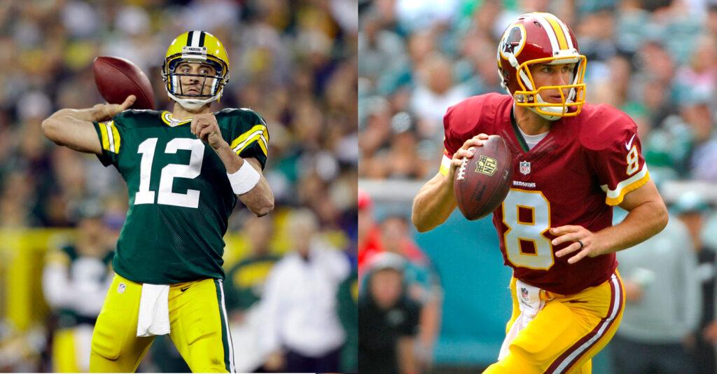 Packers vs Redskins NFL Wild Card