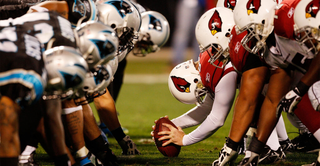 Panthers vs Cardinals NFL Conference Championships