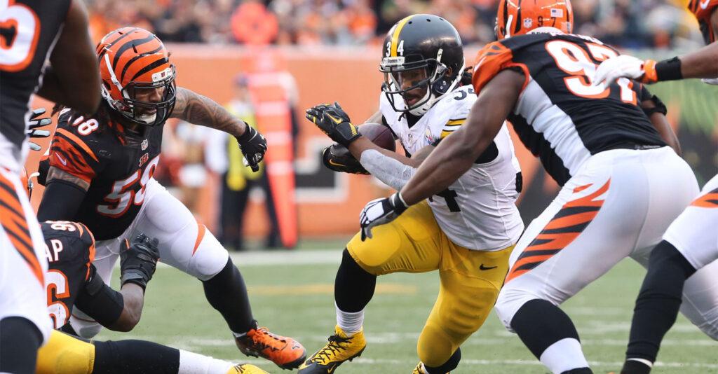 Steelers vs Bengals NFL Wild Card