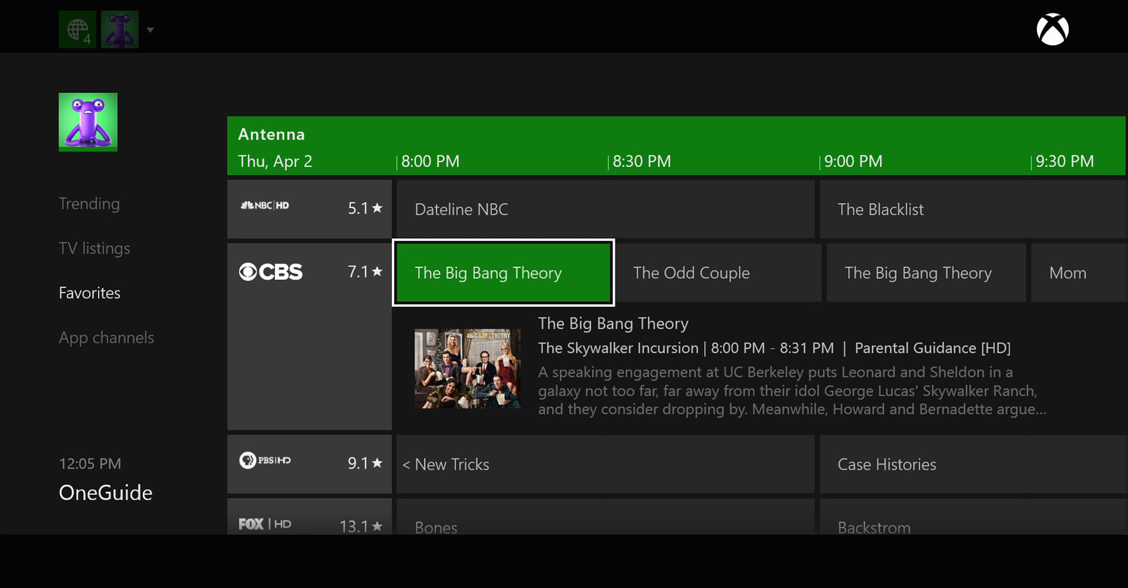 free over-the-air tv channel guide options – the cordcutter – mohu