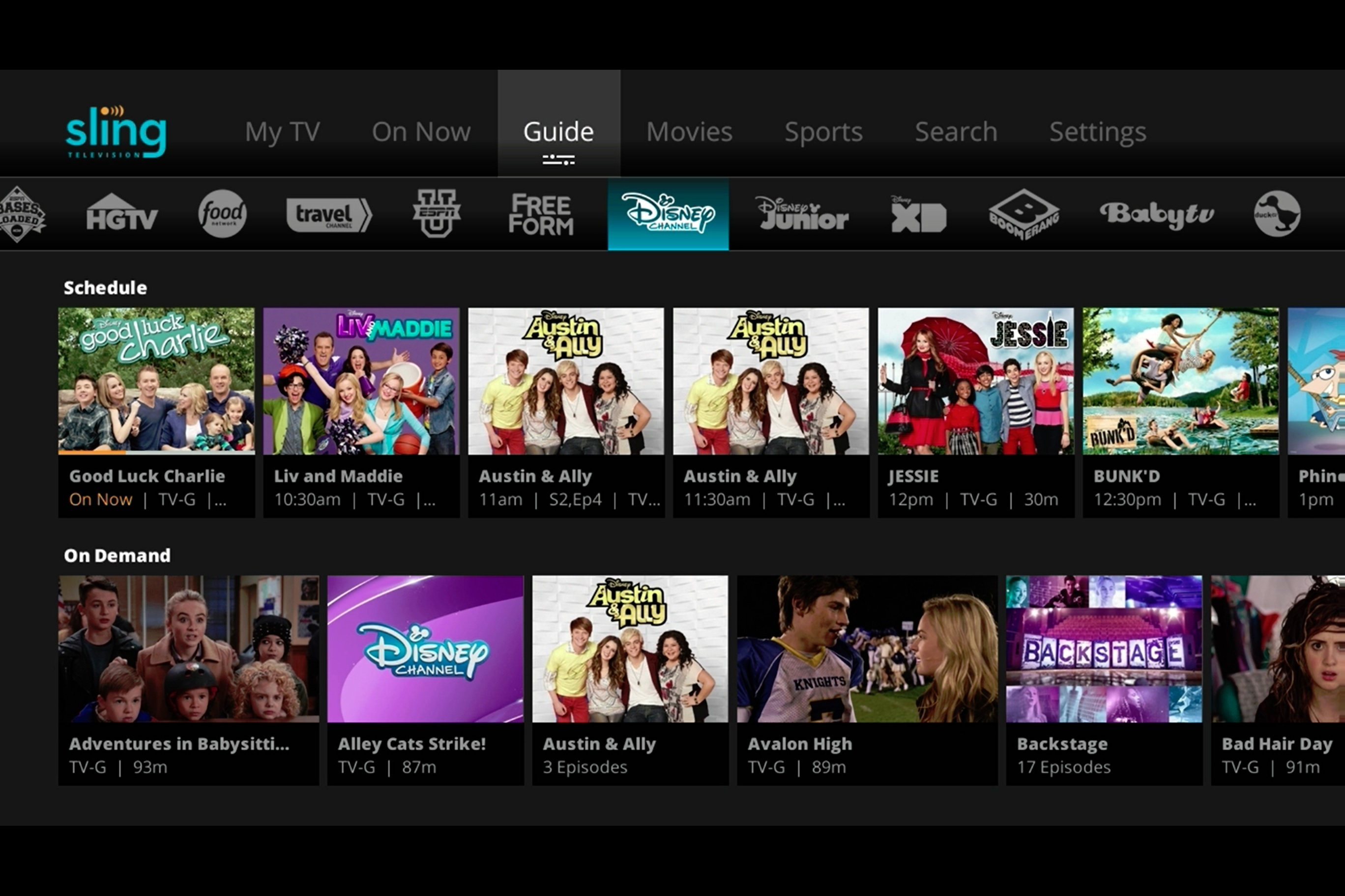 Sling Tv Channel Extras Offer More Cord Cutter Entertainment
